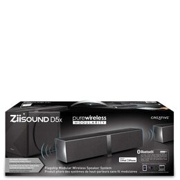 Creative ZiiSound D5x Reviews