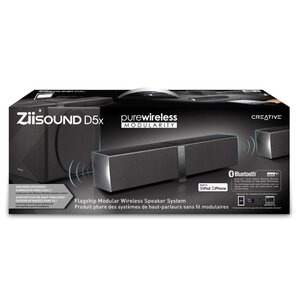 Photo of Creative ZiiSound D5X Speaker
