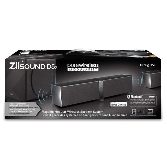 Creative ZiiSound D5x