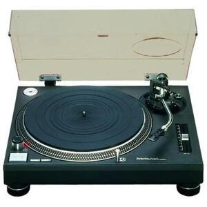 Photo of Technics SL1210 MK2 Turntables and Mixing Deck