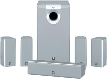 Yamaha nsp110 5 1 speaker system reviews compare prices for Yamaha surround system review
