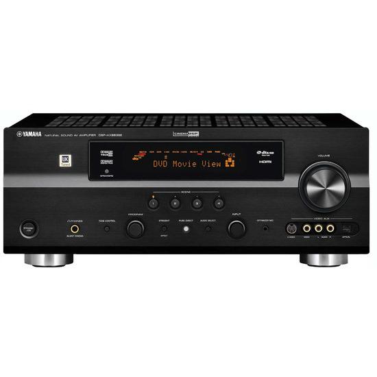 Yamaha DSPAX863SE Home Cinema Amplifier