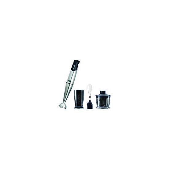 Breville VHB014 Stainless Steel Hand Blender Set