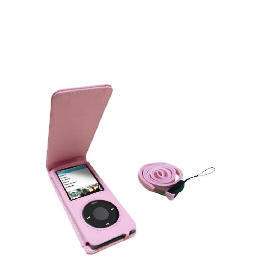 iLab iL05 Nano Leather Case Pink Reviews