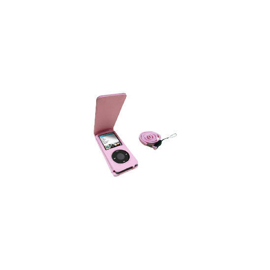 iLab iL05 Nano Leather Case Pink