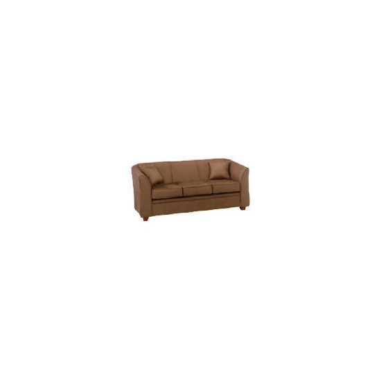 Kensal large Sofa, Dark Brown