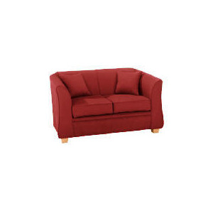 Photo of Kensal Sofa, Red Furniture