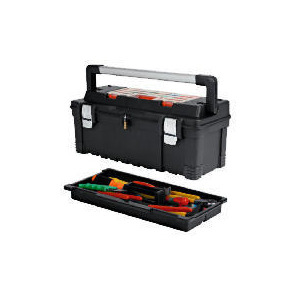 "Photo of Black & Decker 26"" Hawk Tool Box Power Tool"
