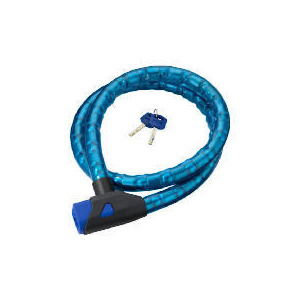 Photo of Oxford Blue 1.5M Barrier Cable Lock Car Accessory