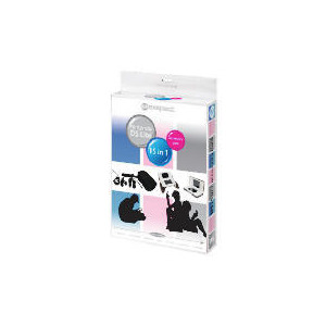 Photo of DS 15 In 1 Accessory Pack Games Console Accessory