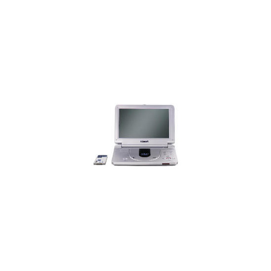 "Technika 10.2"" PDVD Silver"