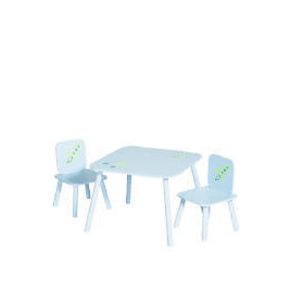 Crayon Table and 2 Chair Set blue Reviews