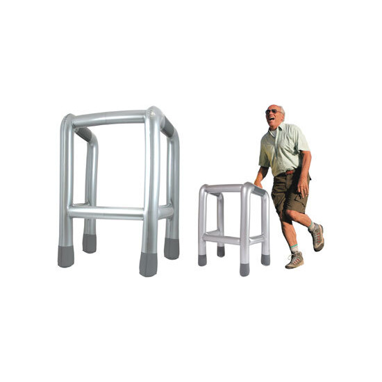 Inflatable Zimmerframe