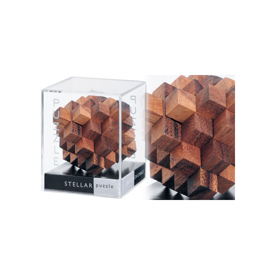 Stellar Cube Puzzle