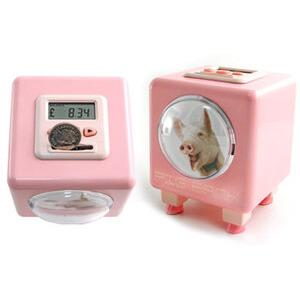 Photo of Wacky Coinbank Pig Gadget