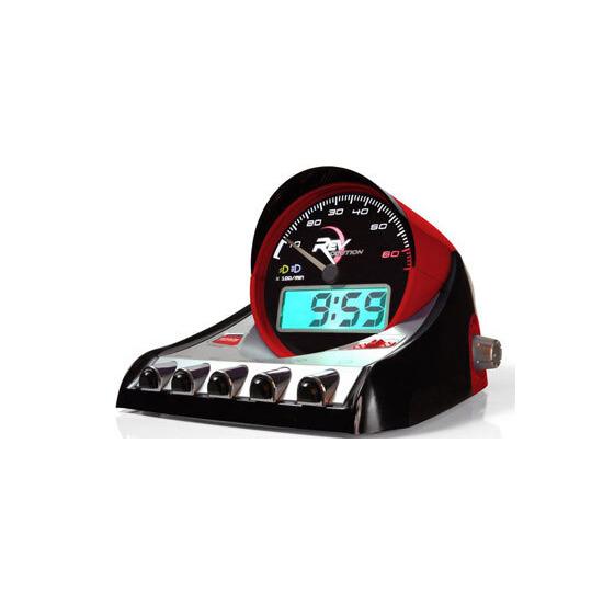 Rev Alarm Clock