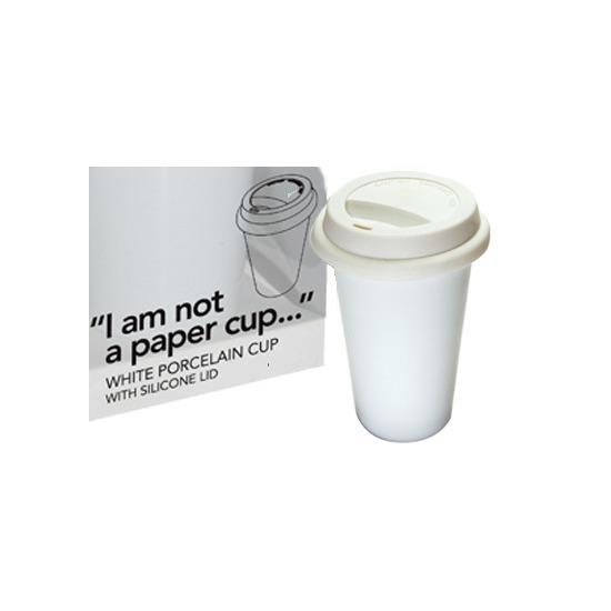 I Am Not a Paper Cup