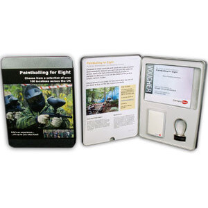 Photo of Paintball For 8 Gift Box Gadget