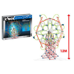 Photo of K'Nex - Ferris-Coaster Wheel Toy