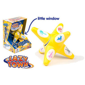 Photo of Lazy Town Chucka Challenge Toy