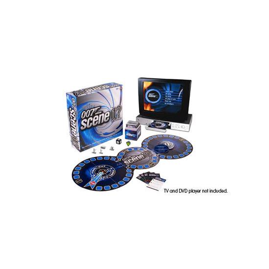 Scene it? 007 Edition DVD Game