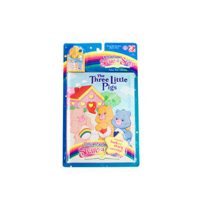 Photo of Care Bears Share A Story Fairy Tale Library - The Three Little Pigs Toy