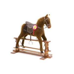 Photo of Silver Cross Gliding Rocking Horse Toy