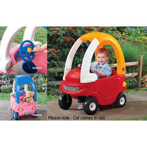 Photo of Step 2 Toddle Tune Coupe - Red Toy