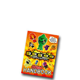 Gogo's Crazy Bones Official Handbook Reviews