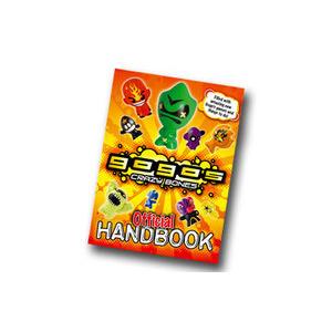 Photo of Gogo's Crazy Bones Official Handbook Toy