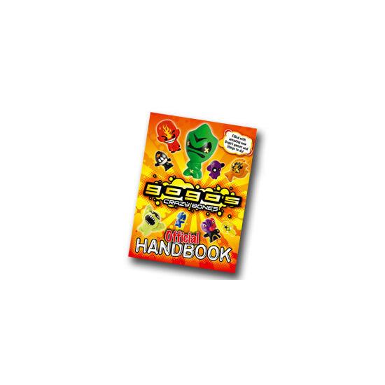 Gogo's Crazy Bones Official Handbook