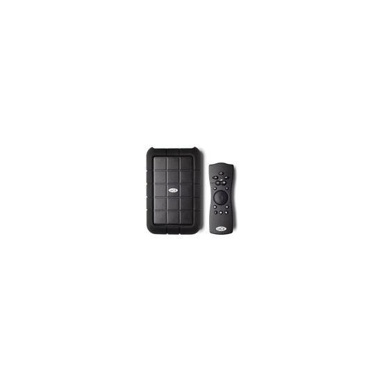 LaCie LaCinema Rugged - Digital AV player - HD 320 GB