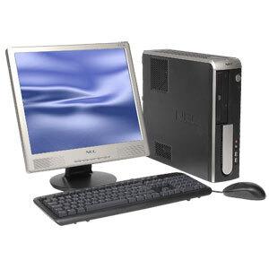 Photo of NEC PowerMate VL260: PD E2180 1GB 80GB DVD-RW Vista Business (XP) 1YR On-Site Desktop Computer