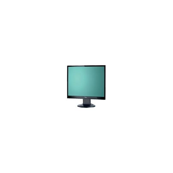 """Fujitsu Siemens AMILO L 3190S - Flat panel display - TFT - 19"""" - 1280 x 1024 - 300 cd/m2 - 1000:1 - 3000:1 (dynamic) - 5 ms - 0.294 mm - DVI-D, VGA - speakers - black, piano black"""