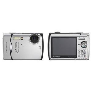 Photo of Olympus µ Mju 790 SW  Digital Camera