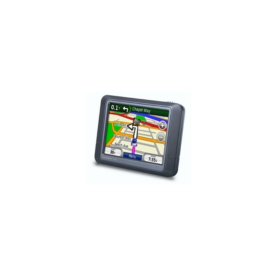 Garmin nüvi 550 - GPS receiver - hiking, automotive, motorcycle