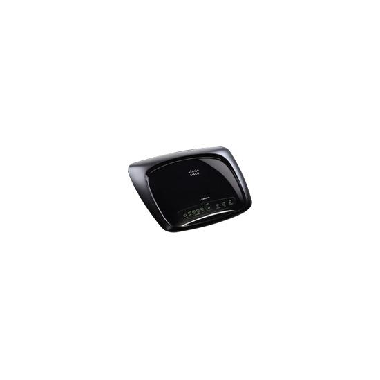 Linksys Wireless-G ADSL Gateway WAG54G2 - Wireless router
