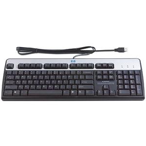Photo of HP Standard Keyboard USB Keyboard