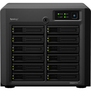 Photo of Synology DS2411+ Network Storage
