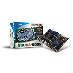 Photo of MSI 990XA-GD55 Motherboard