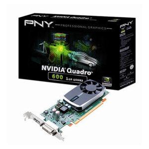 Photo of PNY Quadro 600 1GB Graphics Card
