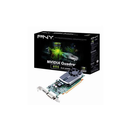 PNY Quadro 600 1GB