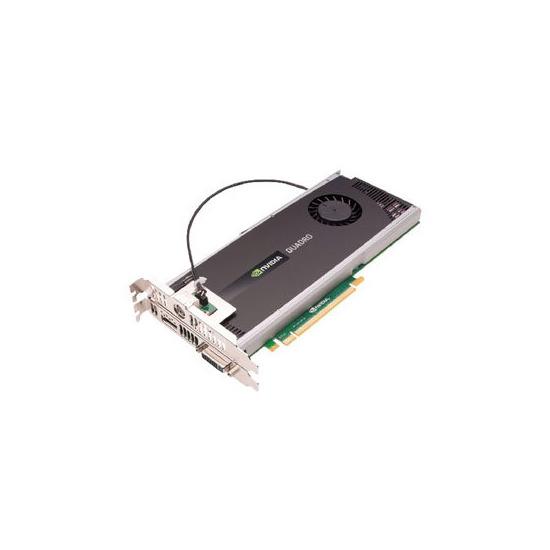 PNY Quadro 4000 MAC VCQ4000MAC-PB 2GB