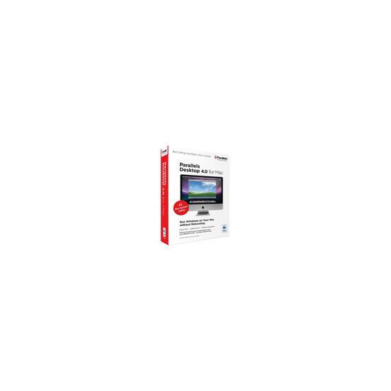 Parallels Desktop for Mac v4.0 Complete Package
