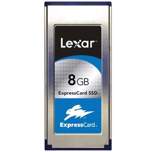 Photo of Lexar 8GB Express Card Memory Card