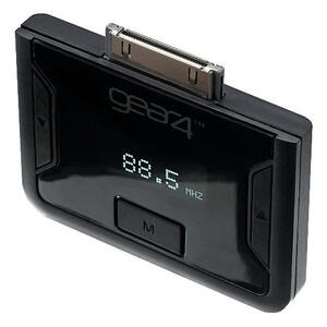 Photo of GEAR4 Airzone FM Transmitter FM Transmitter