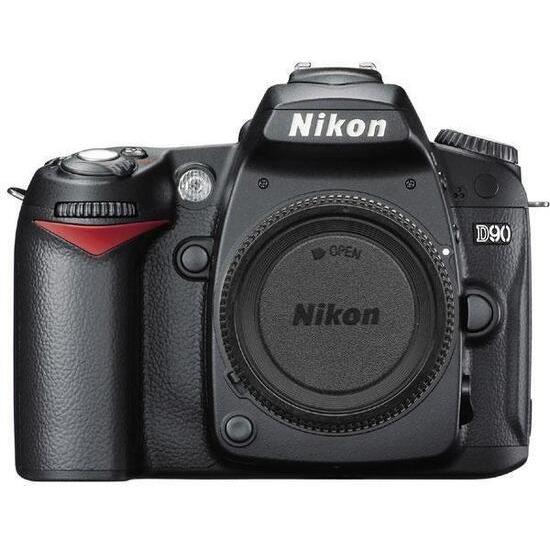 Nikon D90 with 55-200mm lens