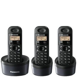 Panasonic KXTG1313 3 pack Reviews