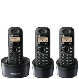 Panasonic KXTG1313 3 pack Reviews
