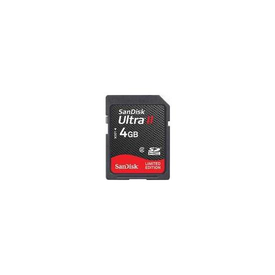 SANDISK DUCATI SD 4GB ULT